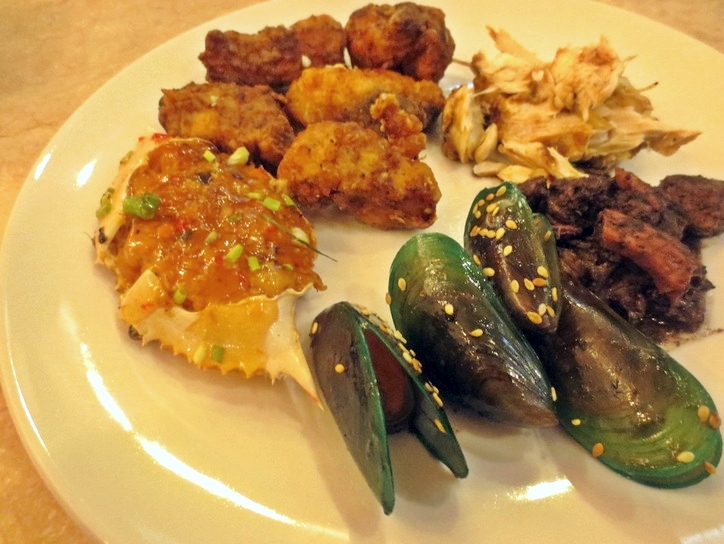 Trialaland - P299 Buffet at Kuse BGC