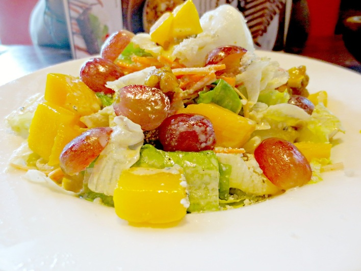 Trialaland Wild West Roadhouse BGC Roadhouse Lite Salad