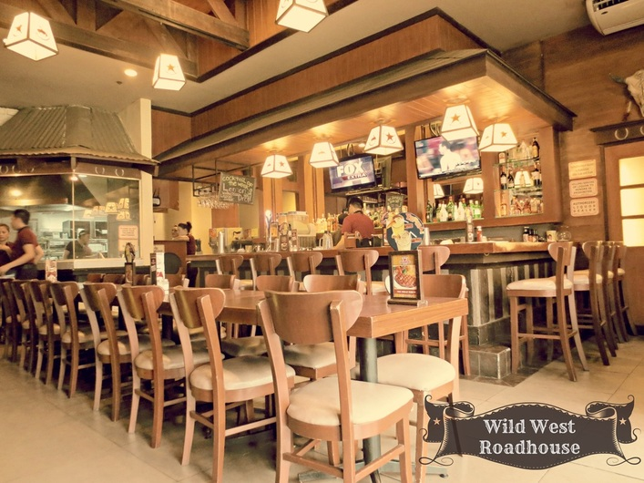 Trialaland Wild West Roadhouse Grill BGC