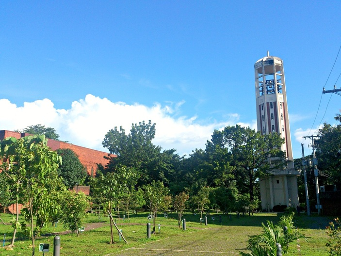 Carillon - Trialaland UP Diliman Food Trip & Walking Tour