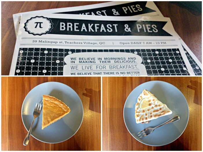 Pi Breakfast n Pies - Trialaland UP Diliman Food Trip & Walking Tour