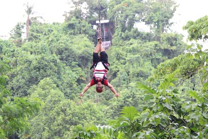 Outland Adventure Zipline, Davao