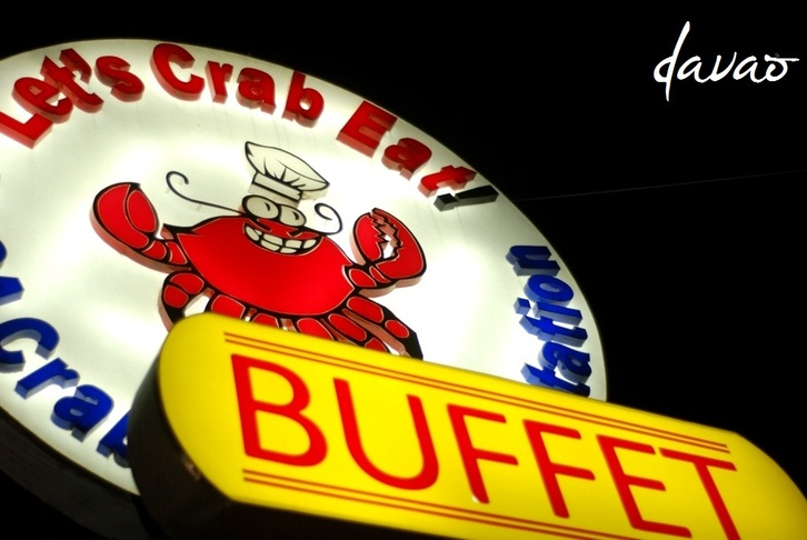 Let's Crab Eat Buffet, Davao City